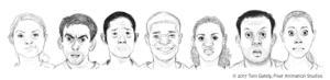 ემოციები და სახის ექსპრესიები - მათი სხვადასხვაგვარი გამოხატულება და კროს-კულტურული კვლევები