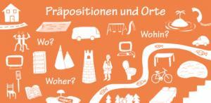 ტესტი: გერმანული ენა - Präpositionen/წინდებულები