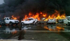 ბოლო წლების ყველაზე საშინელი მასიური ავტოავარიები