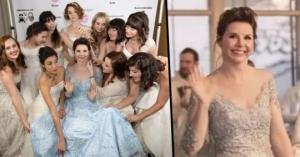 ამერიკაში გაიმართა ქორწილი, სადაც სტუმრებს საკუთარი საპატარძლო კაბები ეცვათ