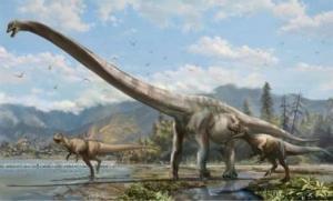 ყველაზე გიგანტური  ზომის დინოზავრი, რომელსაც კი ოდესმე დედამიწაზე უარსებია