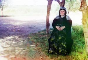მე-20 საუკუნის დასაწყისის საქართველოს და რუსეთის იმპერიის ფერადი ფოტოები