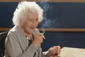 ხანგრძლივი სიცოცხლის საიდუმლო და ქალი, რომელმაც 122 წელს გადააბიჯა