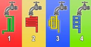 ტესტი: რომელი ონკანიდან მოდის წყალი უფრო სწრაფად?
