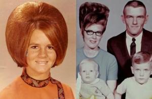ზომა მნიშვნელოვანია!-60-იანი წლების ვარცხნილობები