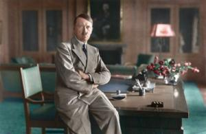ჰიტლერის სიტყვით გამოსვლა მეორე მსოფლიო ომის პერიოდში