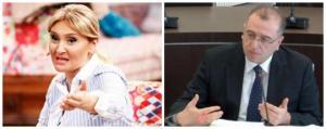 ''ლაჩარი და მონა უფრო ხართ'' - რატო გალანძღა ნანუკა ჟორჟოლიანმა სებ-ის პრეზიდენტი