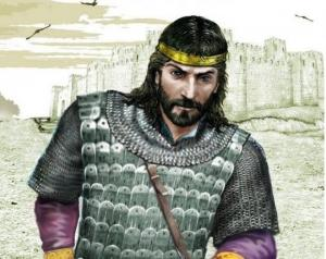 სპარსელთა ოთხთვიანი ომი საქართველოს წინააღმდეგ