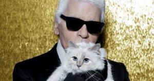 კარლ ლაგერფილდის კატას მემკვიდრეობით 176 მილიონი ევრო ერგება