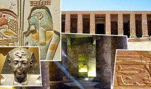 ეგვიპტელი ქურუმი ომ სეთი (გარდაცვლილი ბავშვის გაცოცხლების და არქეოლოგიური აღმოჩენების უცნაური ისტორია)