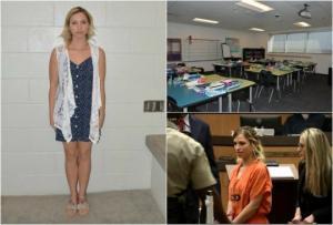მასწავლებელი მოწაფესთან სექსით პირდაპირ საკლასო ოთახში დაკავდა, სადარაჯოდ კი სხვა მოსწავლე დააყენა