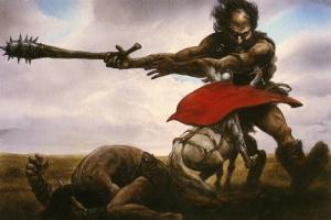 ქართული მითოლოგია - ხვთისშვილნი