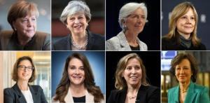 მსოფლიოს 10 ყველაზე გავლენიანი ქალბატონი