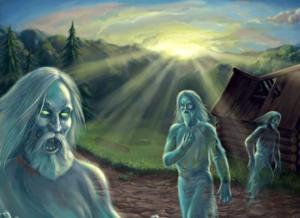 ქართული მითოლოგია - ალი