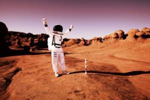 ნასამ გააკეთა განცხადება, თუ ვინ იქნება მარსზე პირველი ადამიანი