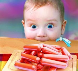 SOS! ეს პროდუქტები ბავშვებს არ აჭამოთ!