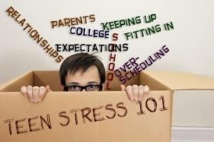 მოზარდობის ასაკის სტრესი
