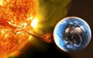 მზის ძლიერი  ქარიშხალი მასობრივ კატასტროფას გამოიწვევს