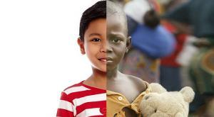ფოტოგრაფმა მშვიდობიან და ომში ჩართულ ქვეყნებს შორის განსხვავება გვიჩვენა