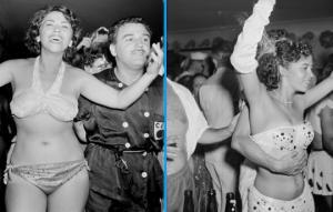 """ცხელი ბრაზილიური ცეკვები გასული საუკუნიდან - რა ხდებოდა რიოს კარნავალზე """"მაშინ""""?"""