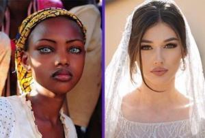 არარეალურად ლამაზი რეალური გოგონები - მათი სილამაზე ნამდვილად დაგამუნჯებთ!