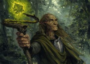 ქართული მითოლოგია - როკაპი