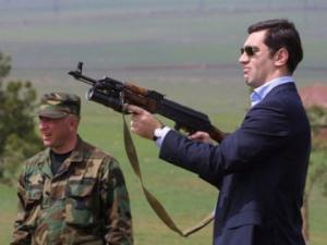 """ბევრი """"უგონო"""" დღემდე ფიქრობს, რომ სახელმწიფოს ხერხემალი შინაგან საქმეთა სამინისტროა - ირაკლი ოქრუაშვილი"""