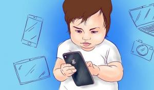 7 მიზეზი , თუ რატომ არ უნდა მისცეთ  ტელეფონი ბავშვს 12 წლამდე