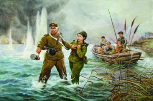 გაქცევა ჩრდილოეთ კორეიდან