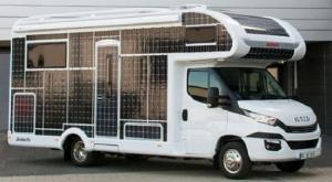 მაქსიმალური ეკონომია: ავტოსახლი მზის ბატარეებზე