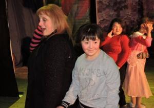 დედოფლისწყაროში 10 წლის გოგონა სტატუსისა და პენსიის გარეშეა