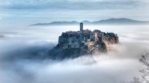 ამ შესანიშნავ იტალიურ ქალაქში მხოლოდ 12 ადამიანი ცხოვრობს...უბრალოდ მშვენიერია