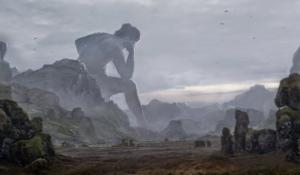 ქართული მითოლოგია - არამხუტუ