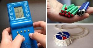 ის, რითაც ბავშვობაში თამაშობდით. ვის ახსოვს?