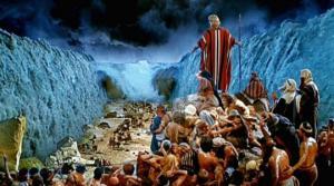 წარმოიდგინეთ სასწაული: მეცნიერებმა დაამტკიცეს, რომ მოსემ წითელი ზღვა ნამდვილად შუაზე გაყო!
