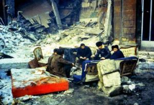 როგორ იხსენებს ედუარდ შევარდნაძე 1986 წელს მომხდარ სპიტაკის მიწისძვრას
