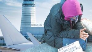 მათხოვართა ჯგუფები იაფი ავიახაზებით - რას წერს ავსტრიული გაზეთი ქართველ ემიგრანტებზე