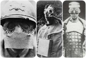 როგორი იყო პირველი მსოფლიო ომის დროს თავდაცვა და აღჭურვილობა