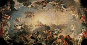 ბერძნული მითოლოგია: ღმერთების დაბადება