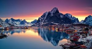 ნორვეგია- ყველაზე მშვიდობიანი ქვეყნის ულამაზესი ადგილები