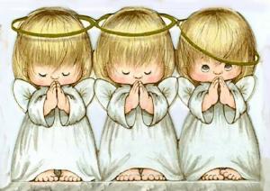 აირჩიეთ ანგელოზი, რომელიც ყველაზე მეტად მოგწონთ, და ნახეთ, რა გელოდებათ!