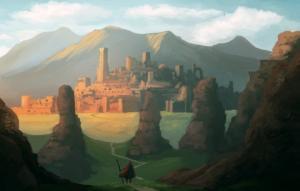 დიდნაურის ქალაქ-სახელმწიფო - ძვ.წ. მე-13 საუკუნის აღმოჩენა საქართველოში
