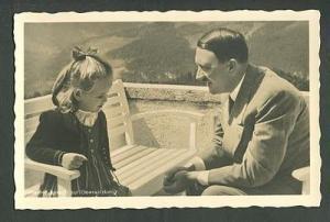 ჰიტლერის ფავორიტი ებრაელი გოგონა