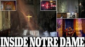 პარიზის ღვთისმშობლის ტაძრის მოკლე ისტორია  - რა გადარჩა 850 წლის წინ აგებული ნოტრ - დამისგან პარიზში? ( + შოკისმომგვრელი ვიდეო - ფოტო კადრები )
