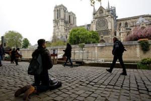 ''ისე  არ  წვიმს, როგორც  ქუხს'' - მართლა  დაიწვა თუ არა  პარიზის  ღვთისმშობლის  ტაძარი?
