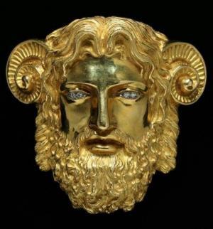 ქართული მითოლოგია - ოდი
