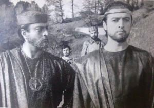 """მეფე გიორგი I - ის სიტყვა სიკვდილის წინ (""""დიდოსტატის მარჯვენა"""")"""