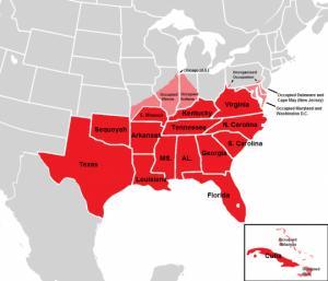 ამერიკის კონფიდენციალური შტატები (ა.კ.შ)