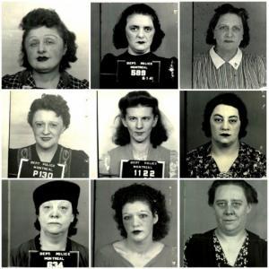 როგორ გამოიყურებოდნენ  1940 - იან წლებში კანადელი მეძავები  - უნიკალური ფოტოარქივი, რომელიც აქამდე  არასდროს გინახავთ