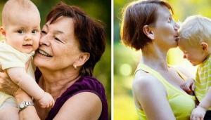 ბებიები, რომლებიც შვილიშვილებზე ზრუნავენ, 20 წლით უფრო დიდხანს ცხოვრობენ - კვლევის შედეგები